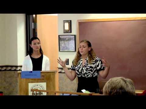 Students debate LPG facility in Schuyler County Legislative Chambers