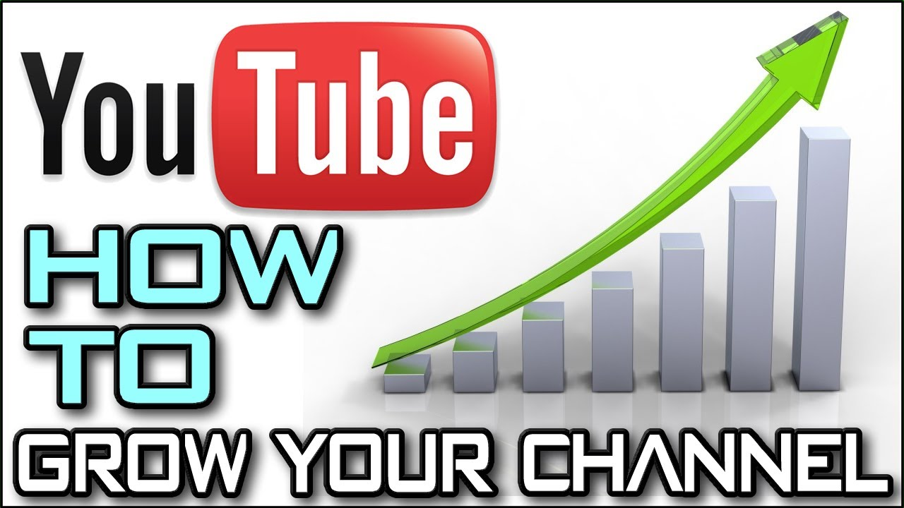 Image result for how to grow your channel on youtube