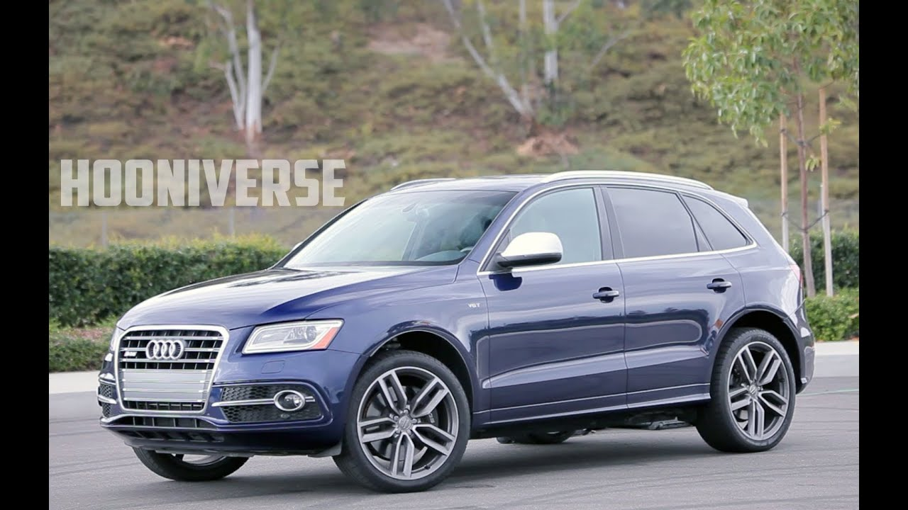 Review 2014 Audi Sq5 Youtube