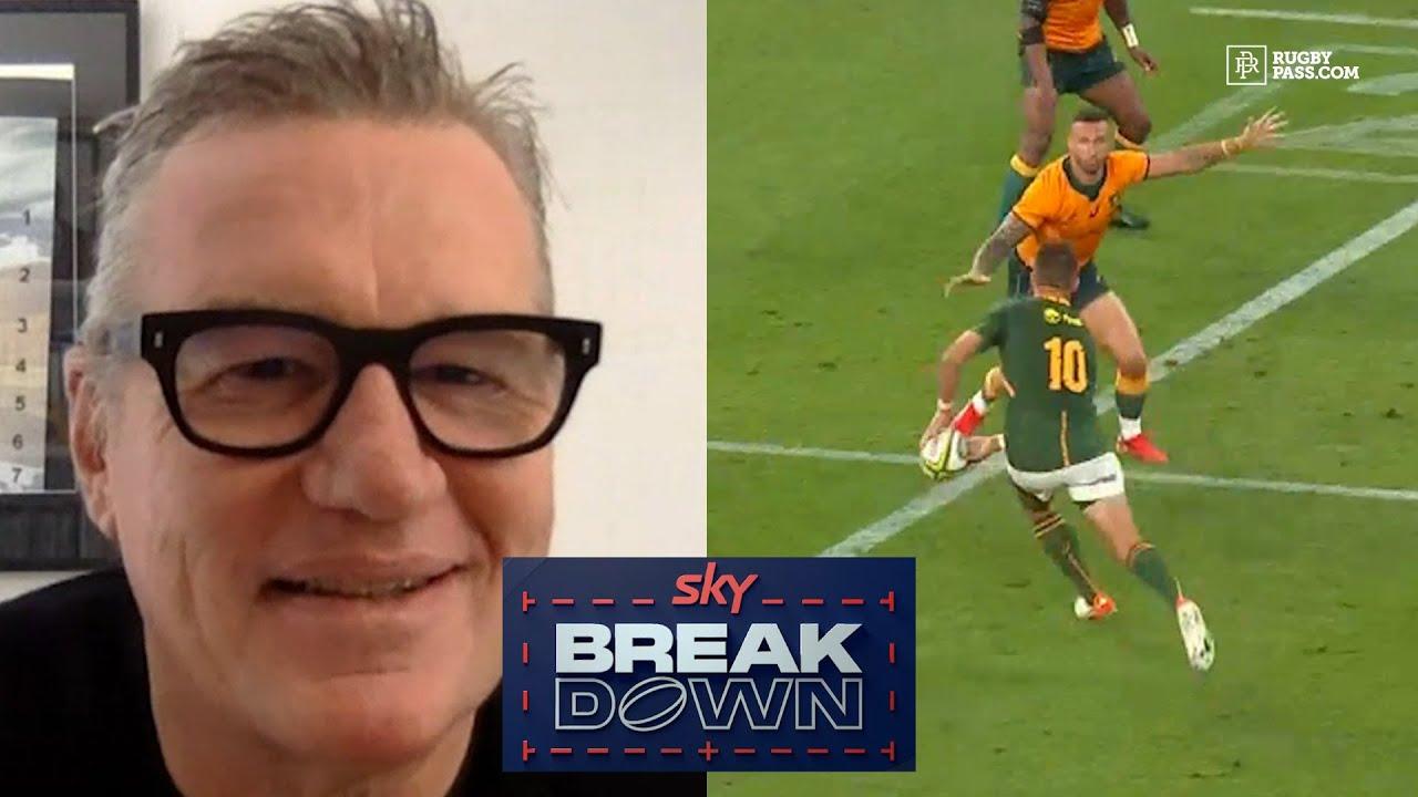 Download John Kirwan on the impact northern hemisphere rugby has had on the Springbok attack | The Breakdown