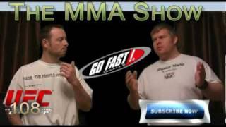 UFC 108 Evans vs Silva Part 1