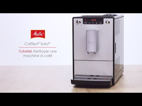 Видео Melitta caffeo solo instructions