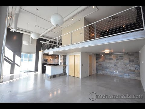 Downtown Loft for Lease in Downtown Columbus Ohio