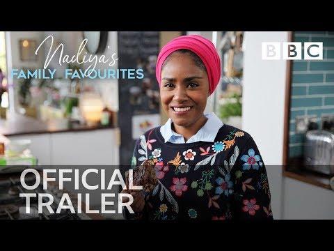 Nadiya's Family Favourites: Trailer - BBC