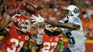 Titans vs. Chiefs highlights - 2015 NFL Preseason Week 3