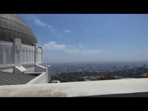 Griffith Observatory - Hollywood - Los Angeles