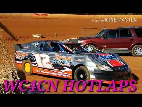 WC4CN CHEROKEE Speedway hotlaps