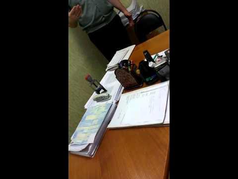 Неадекватный начальник службы судебных приставов Фрунзенского района Ярославля Чернышков Александр