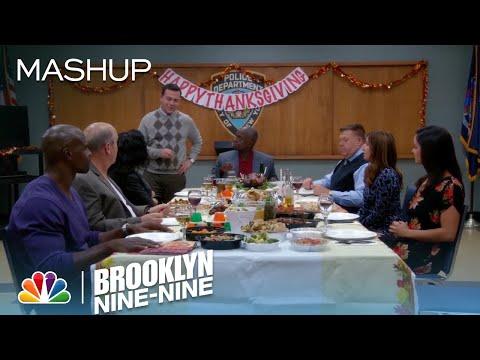 Celebrate Thanksgiving With The Nine-Nine   BROOKLYN NINE-NINE