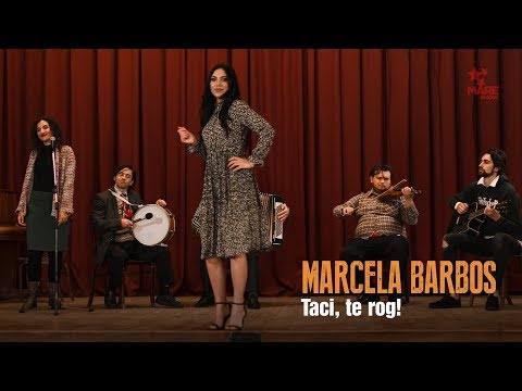Marcela Barbos - Taci, te rog! [Official Video]