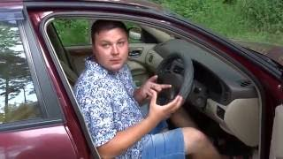 Тест-драйв Nissan Bluebird sylphy настоящий JDM/ ниссан блюберд