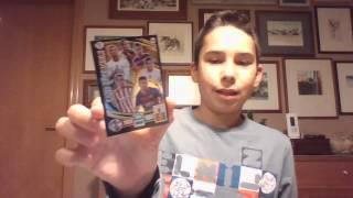 CARDS adrenalyn XL la liga BBVA