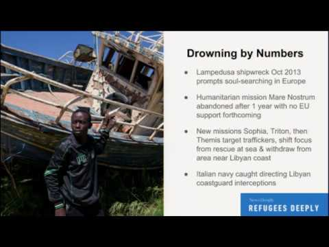 European priorities, Libyan realities: the central Mediterranean refugee crisis