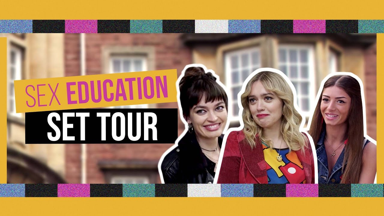 Download Sex Education | Behind-The-Scenes Season 3 Set Tour With The Cast!