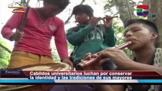 En universidades de Cali se fortalece la presencia de cabildos indígenas