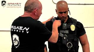 Security Combative Class with Master Vince Cecere