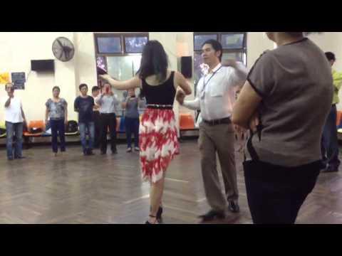 Bài Tango 1.  Lớp 4. Thầy Đức Thắng. Mai Anh. Th3/2014