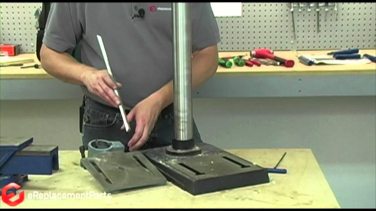 Drill Press Parts Ereplacementparts Com