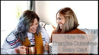 How To Get Motivated & Energise Yourself ft LoseitLikeLauren | #HereForYou Twinings Superblends