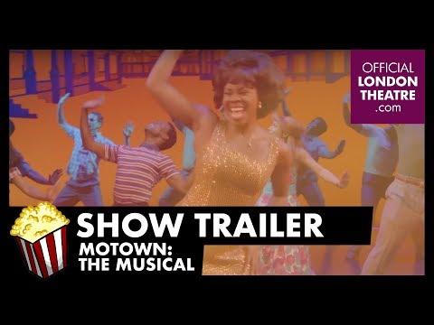 Trailer - Motown The Musical
