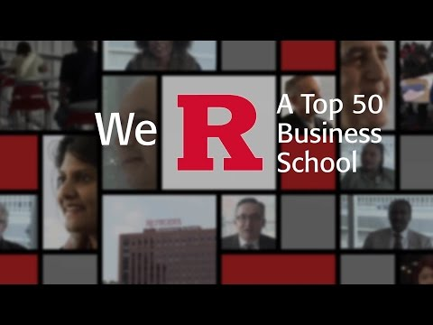 Rutgers recognized as a top 50 business school