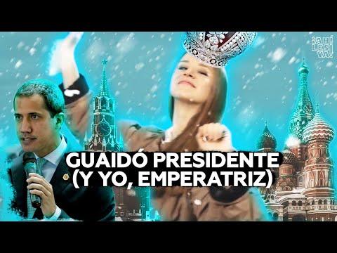 """Venezuela: Fiebre de """"autoproclamaciones"""" en las redes sociales"""
