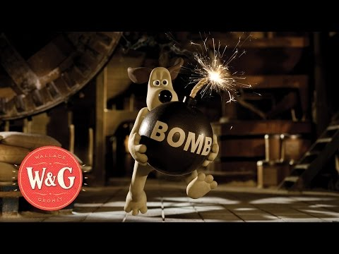 A Matter of Loaf and Death - Bakers Dozen - Wallace and Gromit