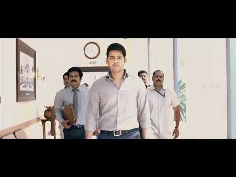 Mahesh babu new Attitude Whatsapp status video The Vision of Bharat