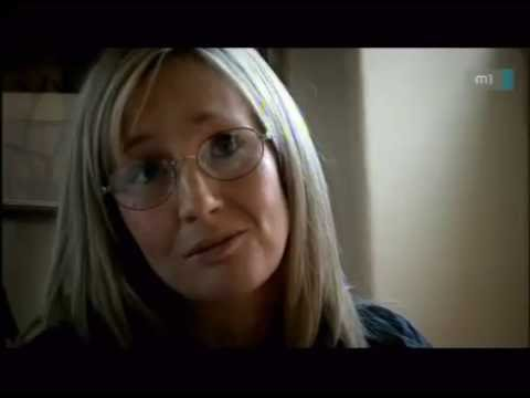 Aki megteremtette Harry Pottert - egy év J. K. Rowlinggal