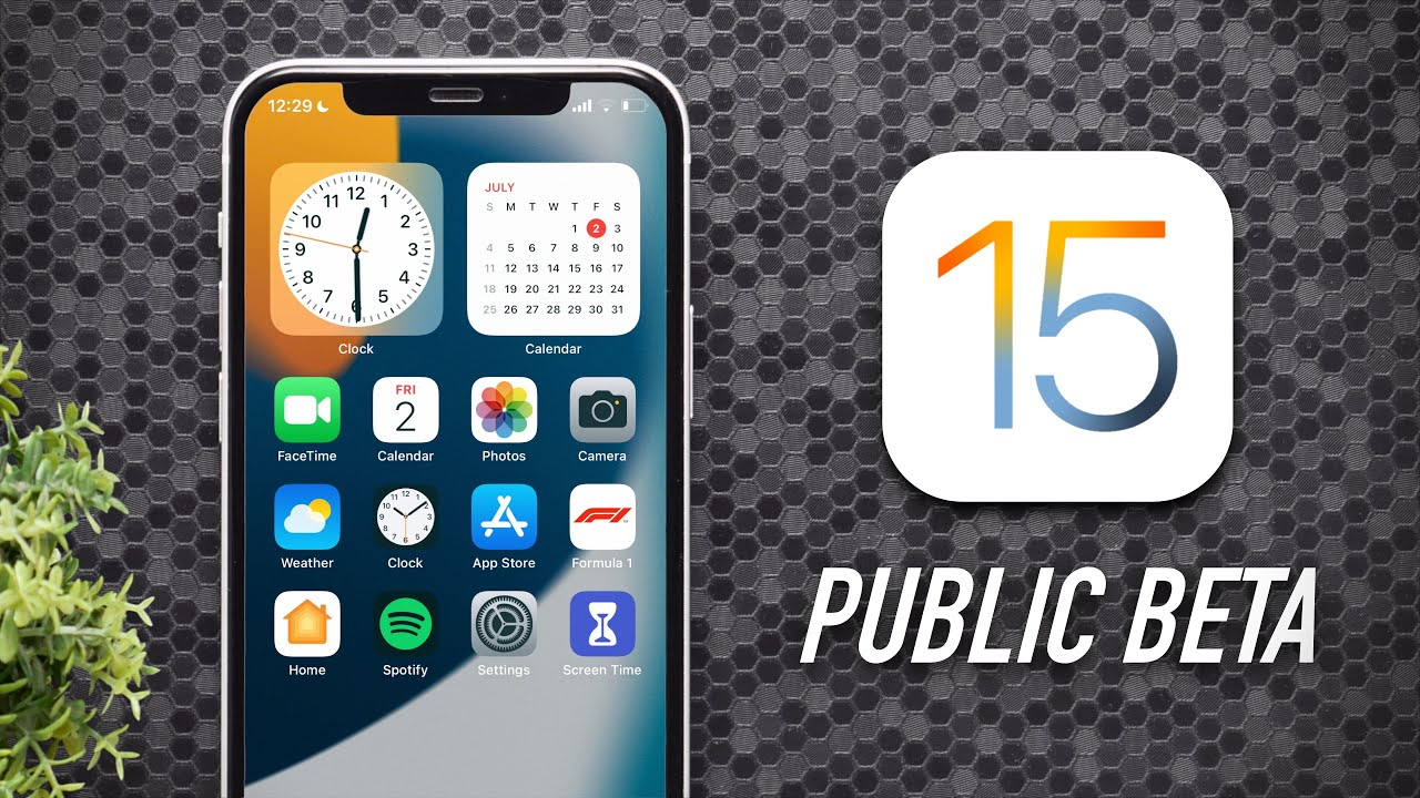 iOS 15 Public Beta Review: Should you Install It?