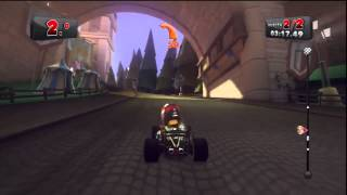 F1 RACE STARS  Gameplay PS3