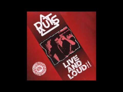 The Ruts - Live And Loud (Full Album)
