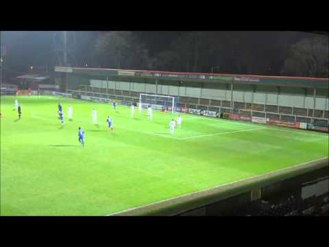 FA Youth Cup: Rochdale 3-4 Coventry City: The Dale Goals