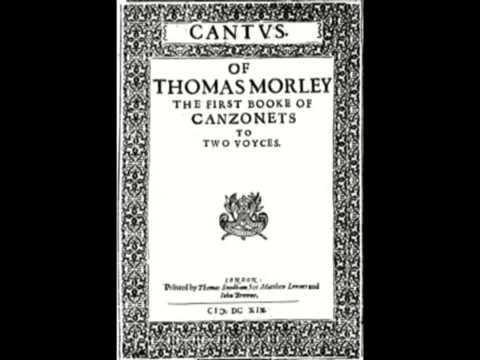 Thomas Morley - La Girandola, on recorder