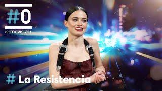 LA RESISTENCIA - Entrevista a Guiomar Puerta   #LaResistencia 03.12.2020