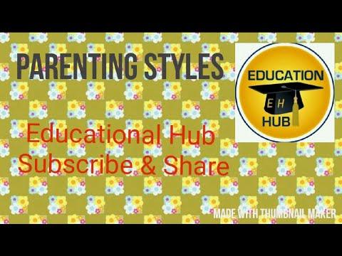 Parenting Styles | Authoritarian | Authoritative | Permissive | Unresponsive Styles| Educational Hub
