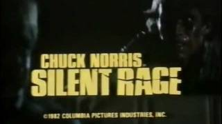 Silent Rage (1982) - Official Trailer | Chuck Norris
