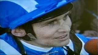 Willie Carson interview after defeat of Dayjur.