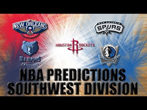 NBA Western Conference Predictions 2017