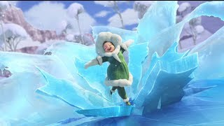 """Secret of the Wings - """"How to Ice Skate"""""""