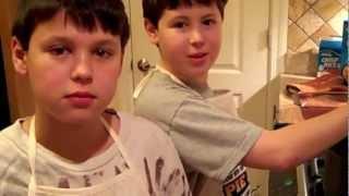 Pie Boys Rice Krispies