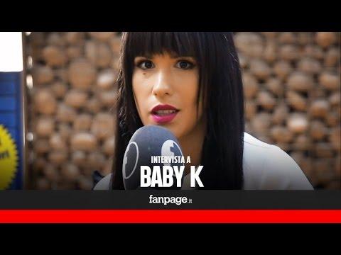 """Baby K: """"Il segreto di 'Roma-Bangkok'? Ho trovato l'alchimia giusta"""""""