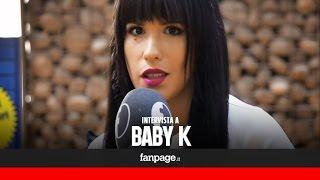 """Baby K: """"Il segreto di"""