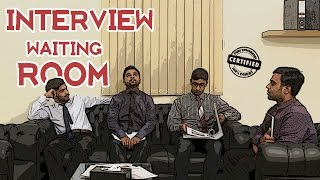 Interview Waiting Room | Hyderabadi Comedy | Kantri Guyz