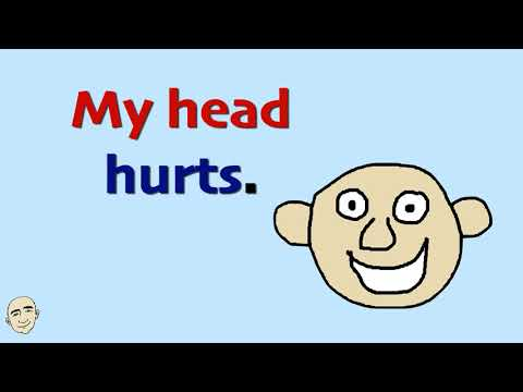 How Can I Help You? - Aches and Pains About Our Body | Set 2 | English Speaking Practice | ESL