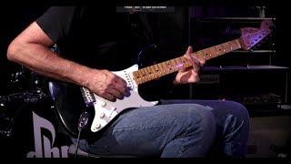 Fender Custom Shop Jimi Hendrix Voodoo Child Signature Stratocaster  •  SN: VC0028