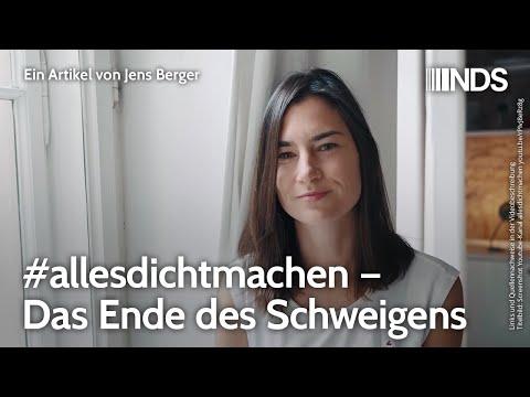 #allesdichtmachen – Das Ende des Schweigens | Jens Berger | NachDenkSeiten-Podcast | 23.04.2021