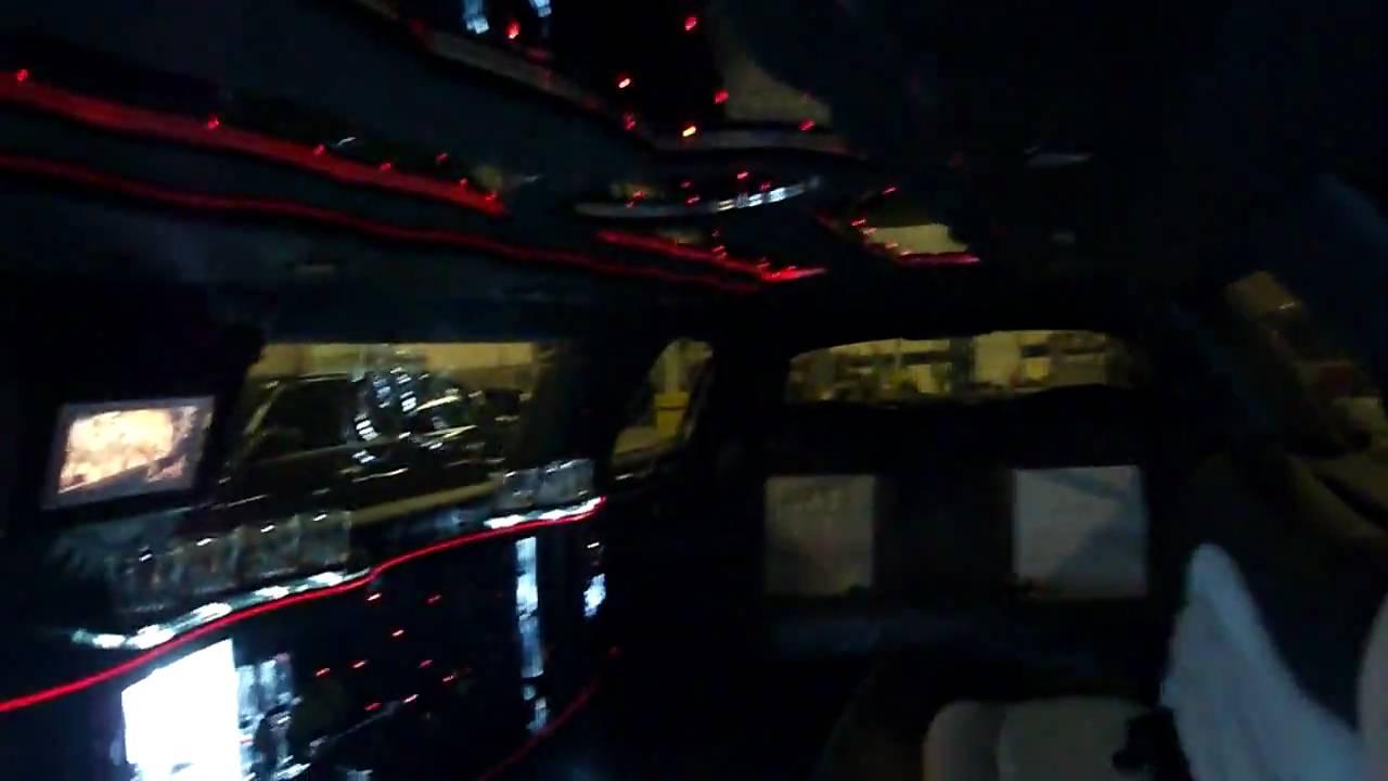 Lincoln Town Car Limousine Flexfuel Interior Youtube