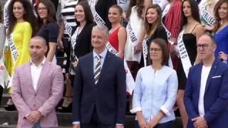 Presentación de Miss World Tenerife y Mister Int Tenerife 2018