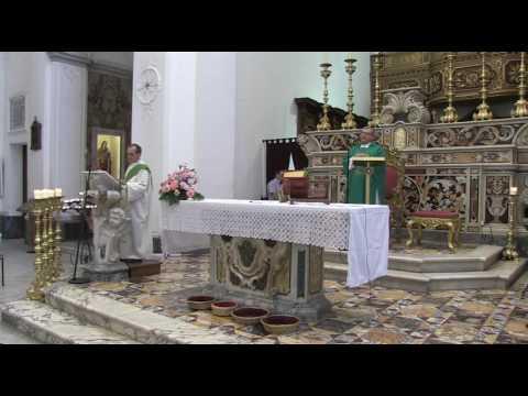 Santa Messa – 25 Settembre